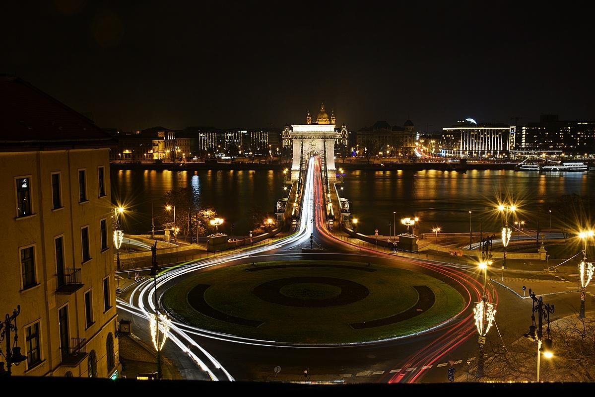 Budapest vérkeringése