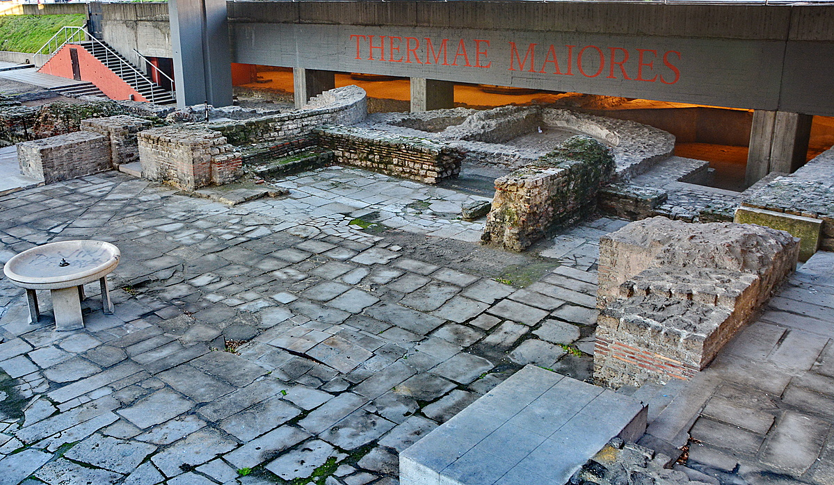 Thermae Majores
