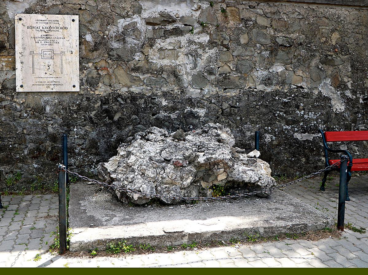 Római kikötöerőd I
