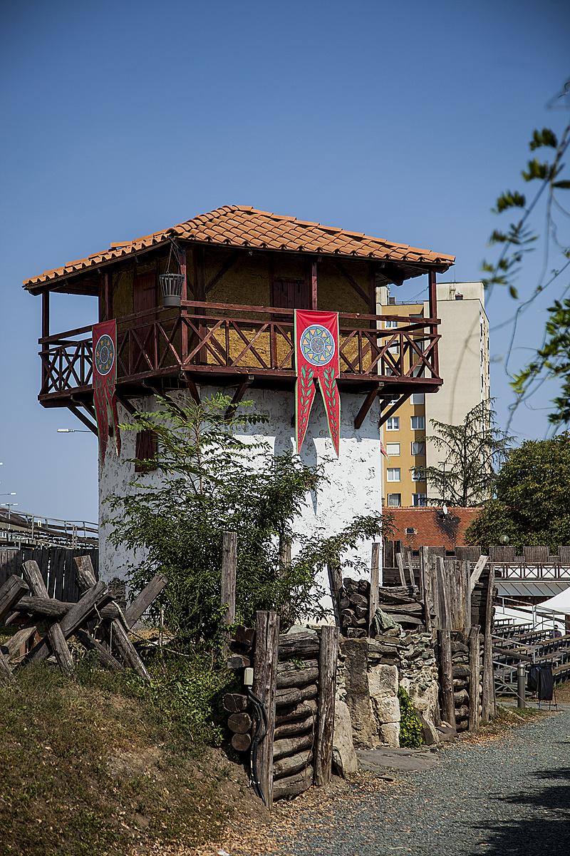 Őrtorony és toronyház