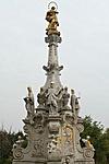 Mária-oszlop és szoborcsoport