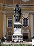 Szent László-szobor