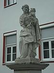 Szent József szobra