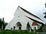 Halmágy vára és evangélikus temploma