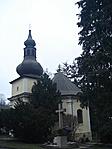 Szent Rozália kápolna