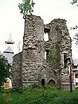 Romtemplom és görög katolikus templom