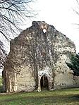 Szent Joachim és Szent Anna templom romjai