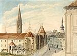 Ferences templom toronysisakja