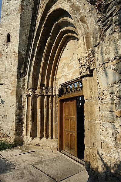 Ciszterci templom- és kolostorrom