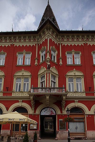 Vojnics-palota