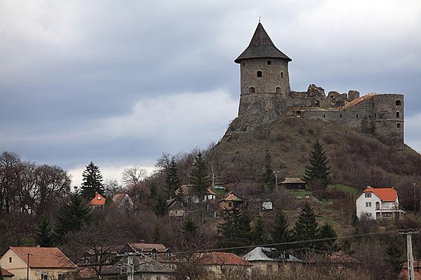 Somoskői vár