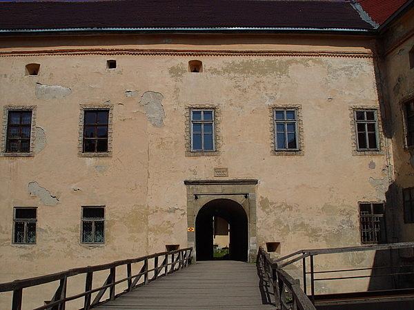 Ungvári vár