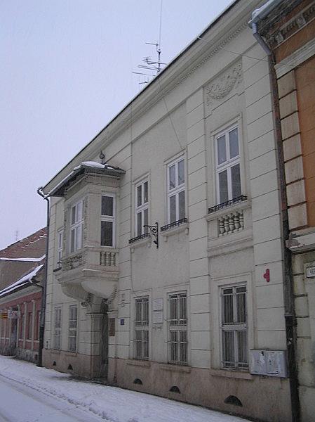 Márai Sándor lakóháza