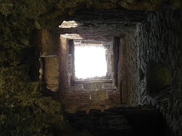 Szent Szaniszló templom romjai