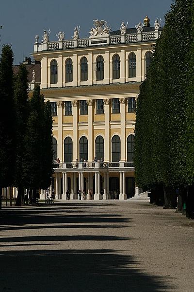 Schönbrunni kastély és parkja
