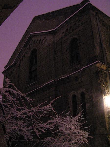 Régi ortodox zsinagóga