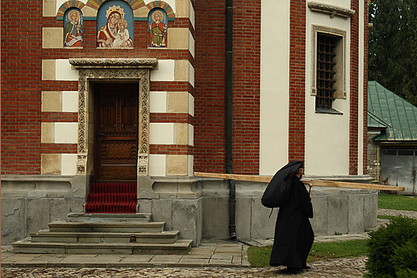 Ortodox kolostor