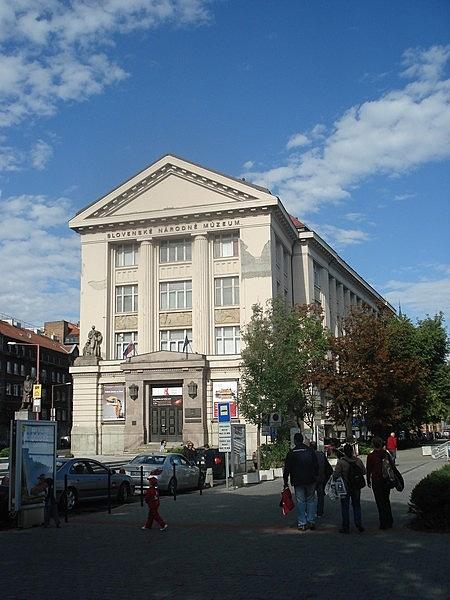 Szlovák Nemzeti Múzeum