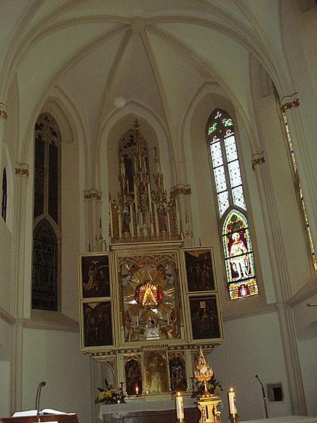 Szűz Mária születése kolostortemplom
