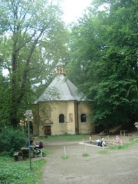 Szent Kút kápolna