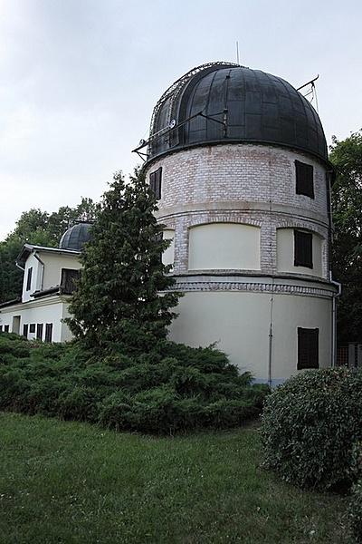 Csillagvizsgáló épülete
