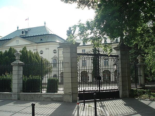 Nyári prímási palota