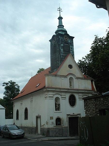 Váraljai Szentháromság templom