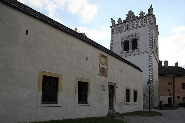 Szent Kereszt templom és harangtorony