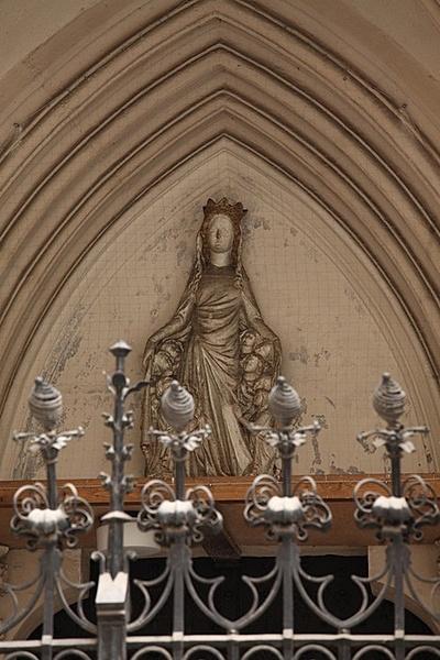 Parti Mária-templom