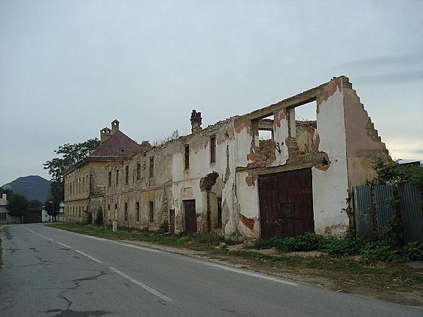 Torna vármegye székháza