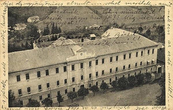 Bányagrófság palotája (dohánygyár)