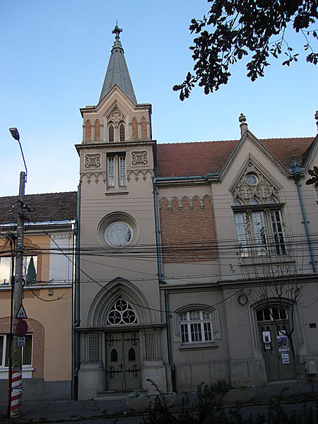 Unitárius imaház