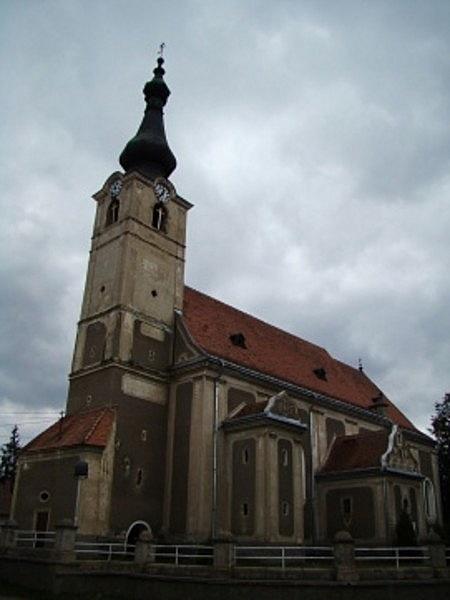 Szent Simon és Szent Margit plébániatemplom