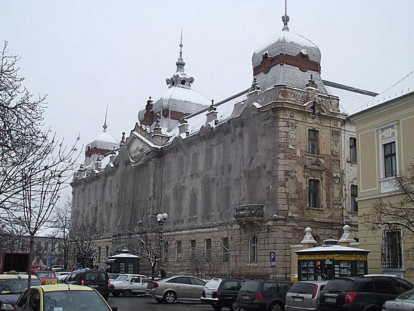 Pénzügy-igazgatósági palota