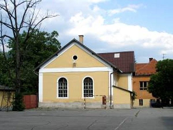 Evangélikus Polgári Leányiskola volt épülete
