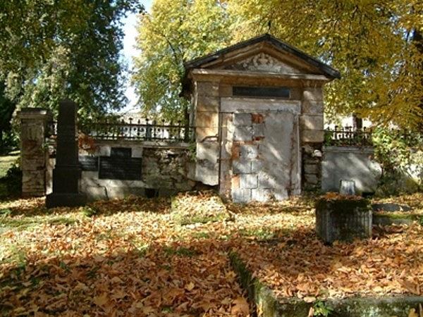 Evangélikus temető