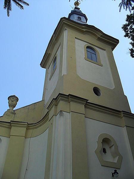 Szent Mihály arkangyal görögkatolikus templom