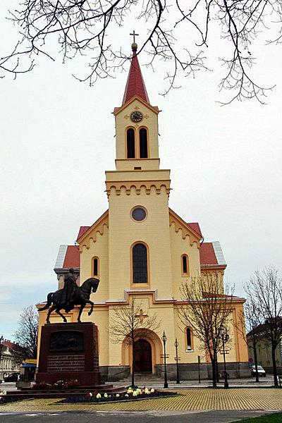 Nepomuki Szent János székesegyház