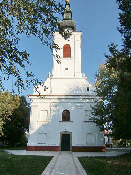 Vavedenjska szerb ortodox templom