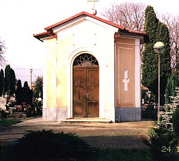 Esterházy-sírkápolna