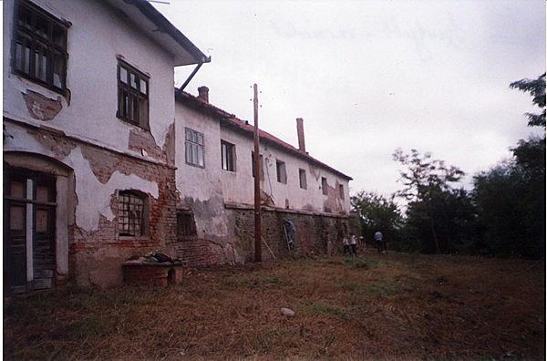 Apátsági épület