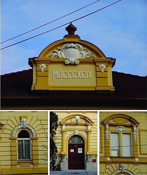 Osztrák-Magyar Bank egykori székháza