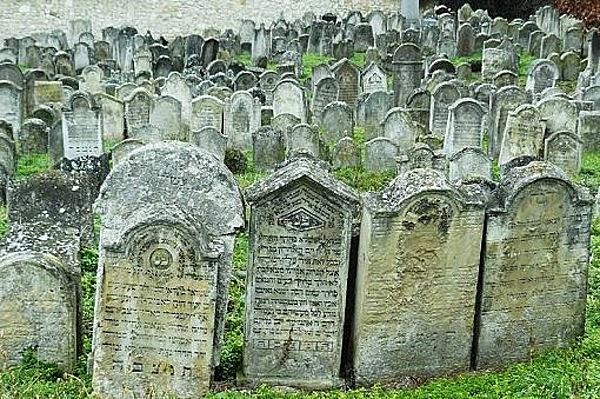 Régi zsidó temető