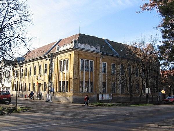 Az egykori Járásbíróság