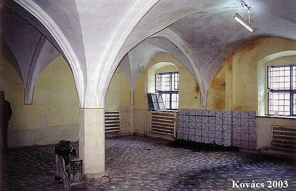 Szamosújvári börtön