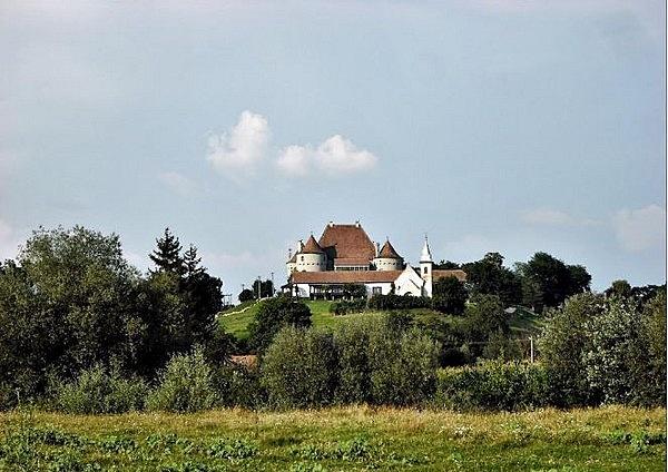 Bethlen-Haller-várkastély