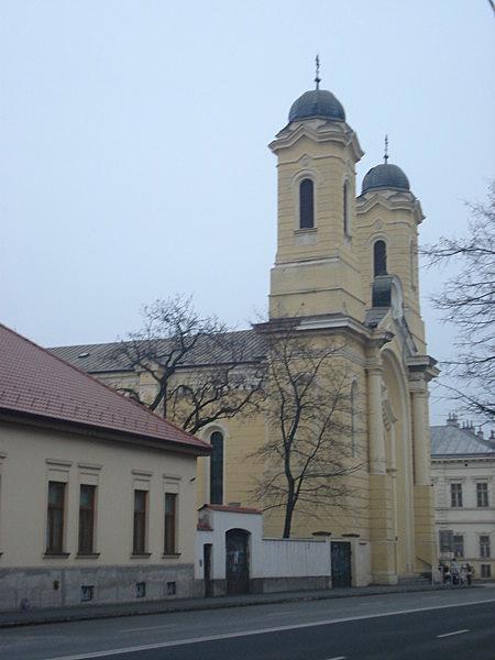 Szent Istenanya Születése székesegyház
