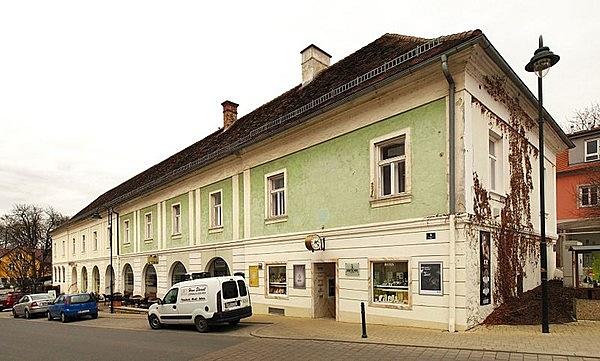 Latzer-ház