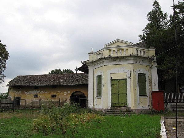 Zathureczky-kastély
