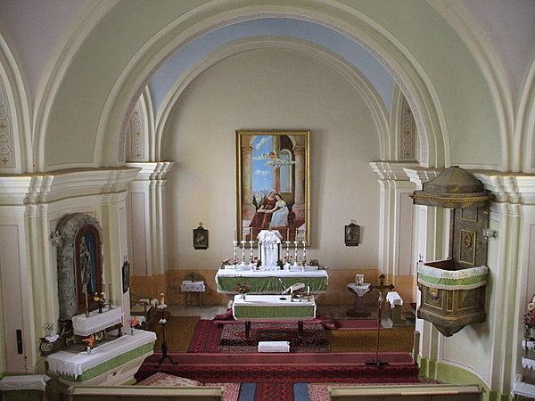 Szent Anna plébániatemplom